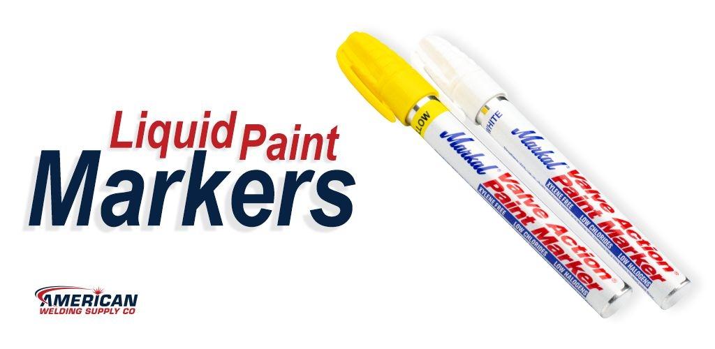 Liquid Paint Markers