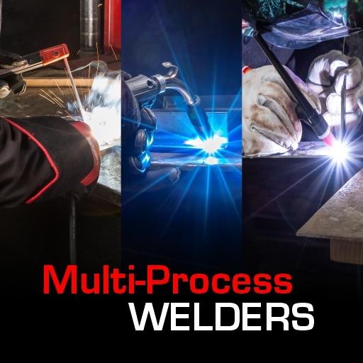 Multi-Process Welders