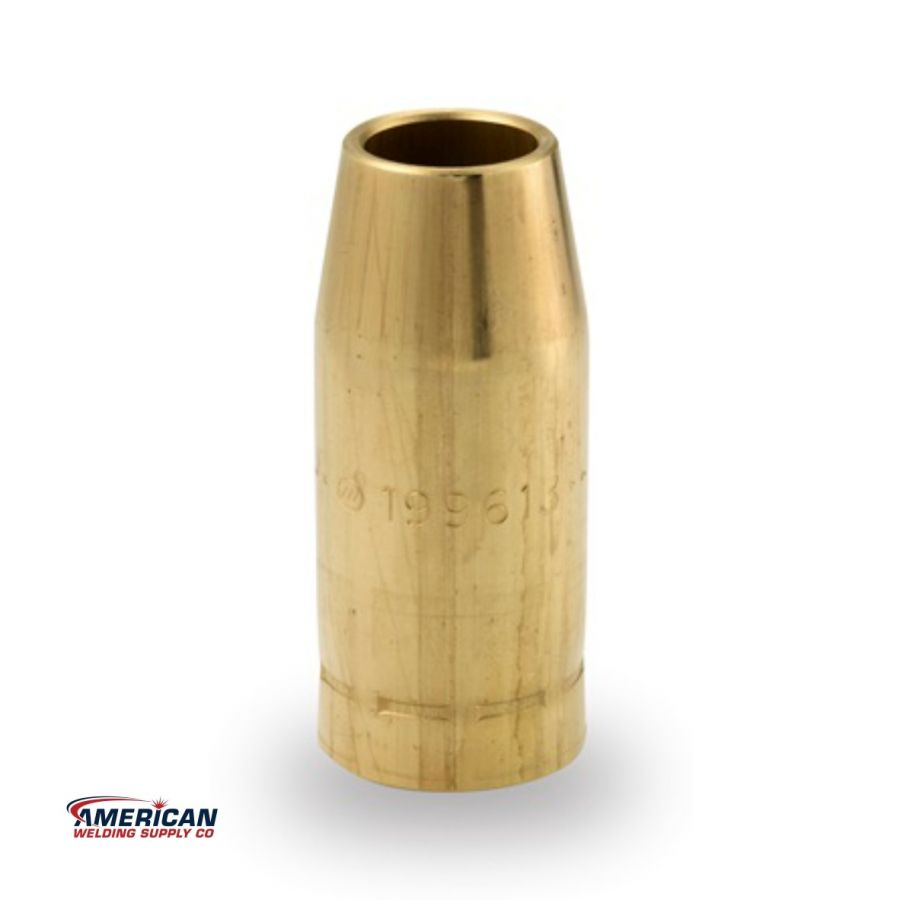 """199613 / Nozzle, Brass, 5/8"""" Orifice, Tapered"""