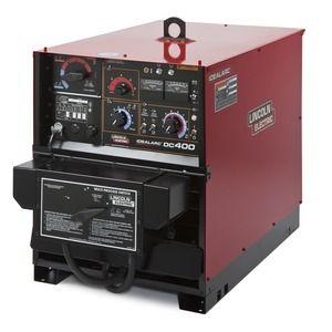 Idealarc® DC400 Multi-Process Welder with Multi-Process Switch - K1308-12