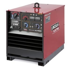 Idealarc® DC400 CE Multi-Process Welder (Not Available in US) - K1309-17