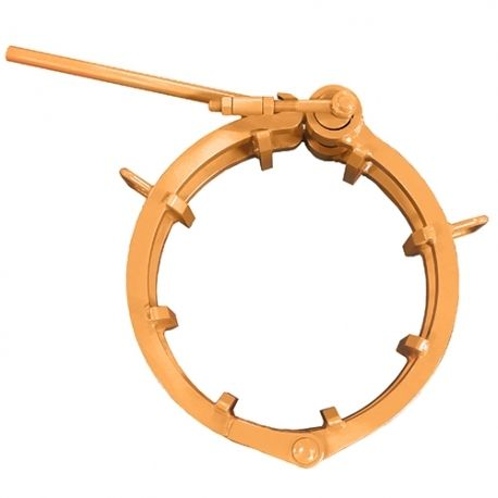 SAWYER, Hand Lever Cage Clamp - No Tack