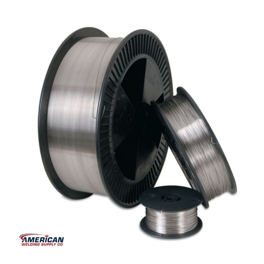 308L030X10  /  ER308L Welding Wire, Stainless Steel, 0.030 in dia, 10 lb Spool