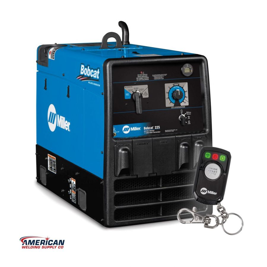 907791001  /  Bobcat™ 225 with Remote Start/Stop
