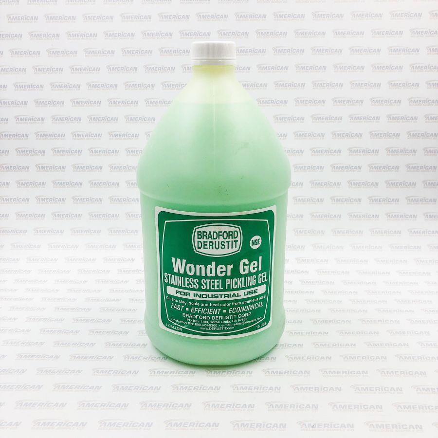 BDWG1G  /  Stainless Steel Pickling Gel 1 Gallon