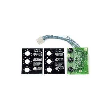 CRATER CONTROLS P.C. BOARD - K245