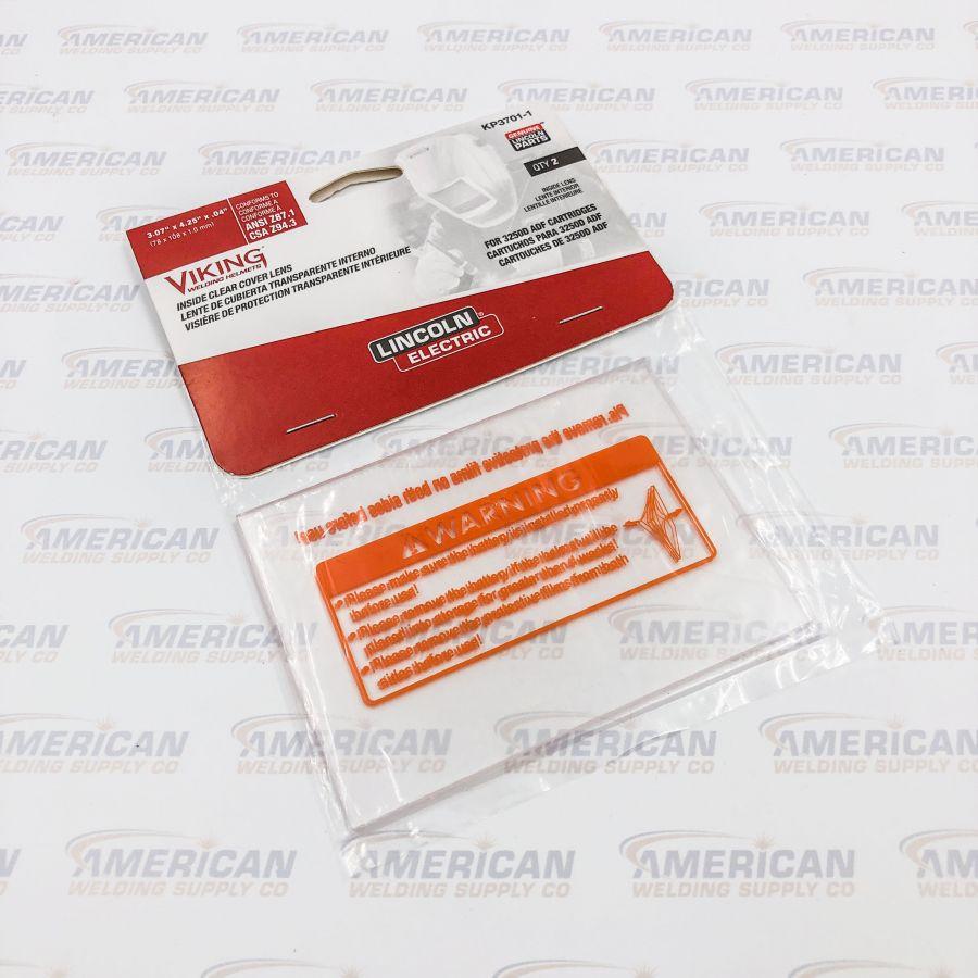 KP3701-1 / FGS 3250D - INSIDE CLEAR COVER LENS