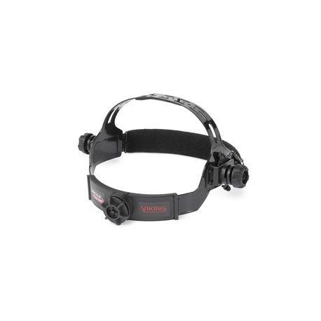RATCHET STYLE HEADGEAR W/ SWEATBAND - KP4100-1